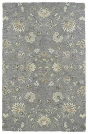 Kaleen Helena Collection 3208-75 Grey Rug