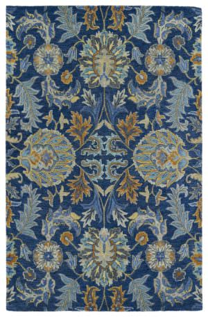 Kaleen Helena Collection 3212-17 Blue Rug