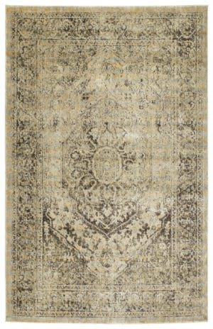 Kaleen Tiziano Collection TZA01-05 Gold Rug