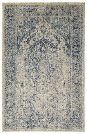 Kaleen Tiziano Collection TZA01-100 Ice Rug