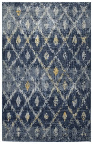 Kaleen Tiziano Collection TZA05-10 Denim Rug