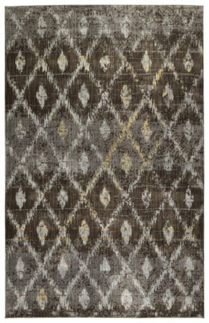 Kaleen Tiziano Collection TZA05-40 Chocolate Rug