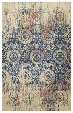 Kaleen Tiziano Collection TZA09-17 Blue Rug