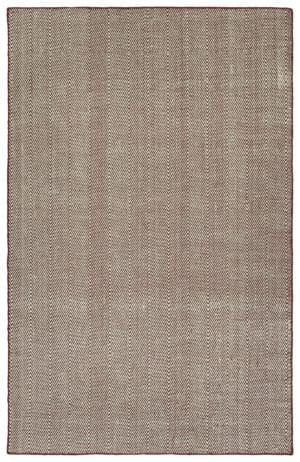 Kaleen Ziggy Collection ZIG01-04 Burgundy Rug