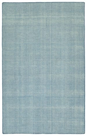 Kaleen Ziggy Collection ZIG01-10 Denim Rug
