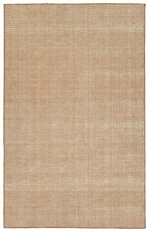 Kaleen Ziggy Collection ZIG01-89 Orange Rug